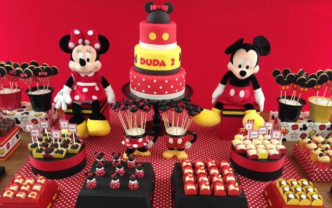 Decoração de Aniversário tema Minnie 16 Modelos