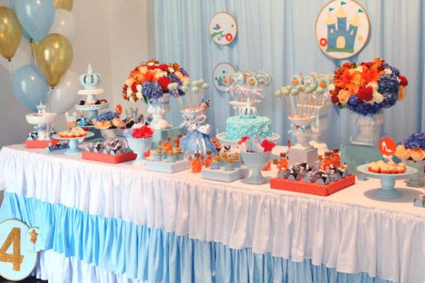 como-decorar-festa-tema-cinderela