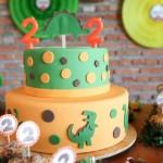 Decoração para festa infantil tema Dinossauros