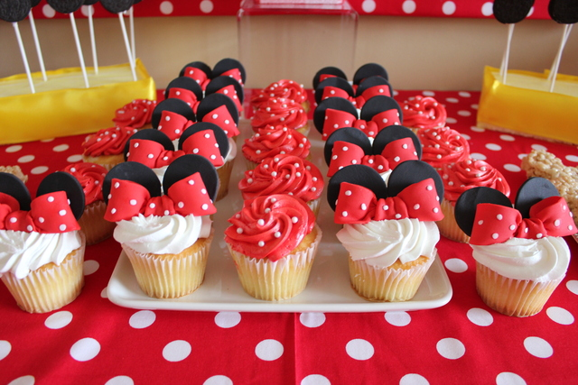 decoracao-cupcake-minnie