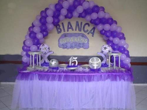 decoracao festa simples:decoracao-festa-de-15-anos-simples