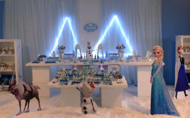 decoracao-para-aniversario-tema-frozen