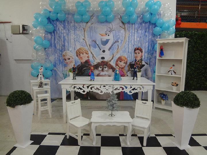 decoracao-tema-frozen