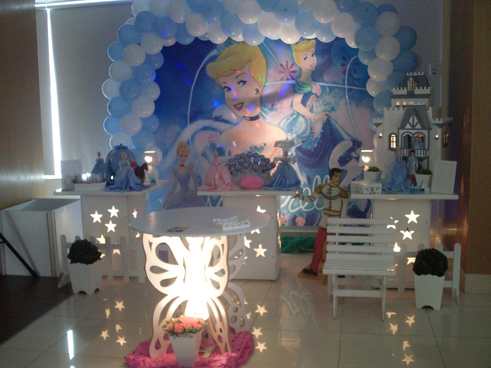 festa-infantil-tema-cinderela-como-fazer