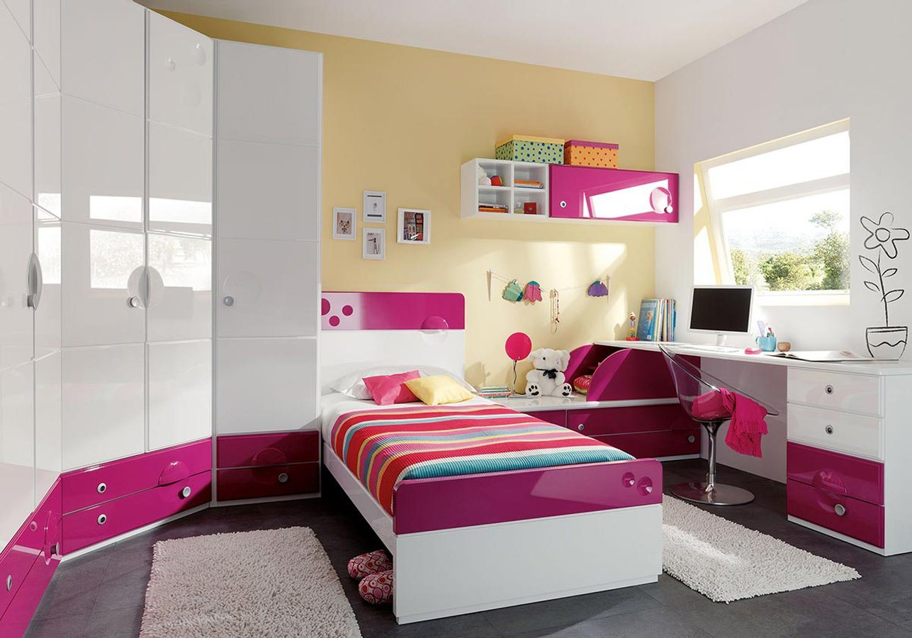 Ideias interessantes para decora o de quartos juvenis for 6 cuartos decorados con estilo