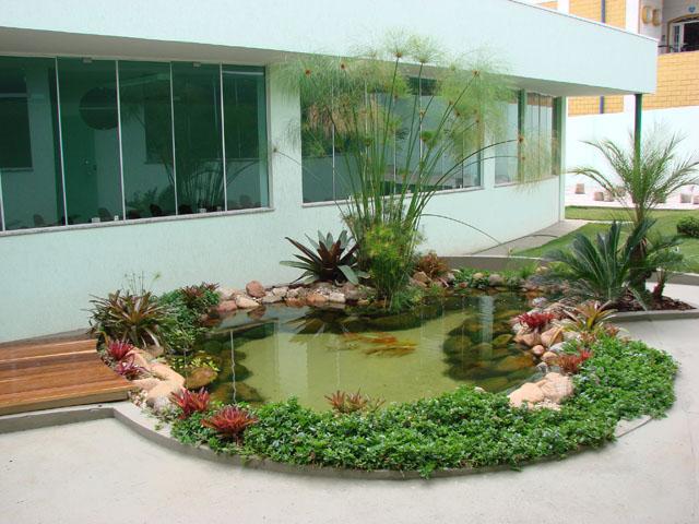 mini jardim residencial ? Doitri.com