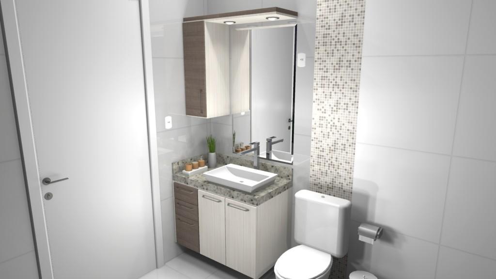 Banheiros Pequenos planejados Sugestões, modelos -> Fotos De Armarios De Banheiro Planejados