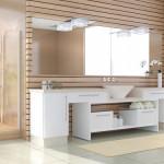 Banheiros Pequenos planejados: Sugestões, modelos