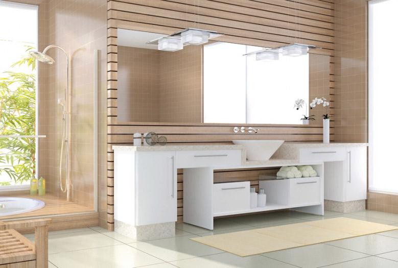 Banheiros Pequenos planejados Sugestões, modelos -> Armario De Banheiro Planejado Pequeno