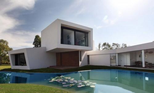 Sugestões e Fotos de casas modernas