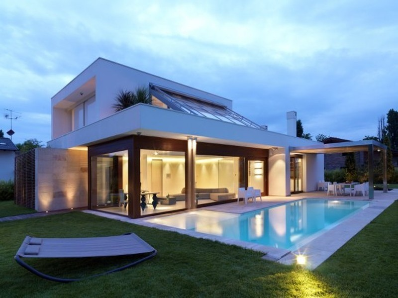 Casas modernas espaa precios latest casas hormigon de for Precios de casas modernas