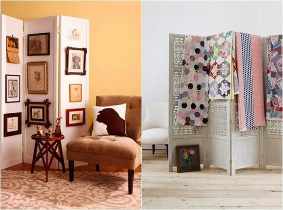 8 fotos de decora o com biombos - Biombos casa home ...