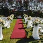 11 Modelos de Decoração de Casamento em sitio
