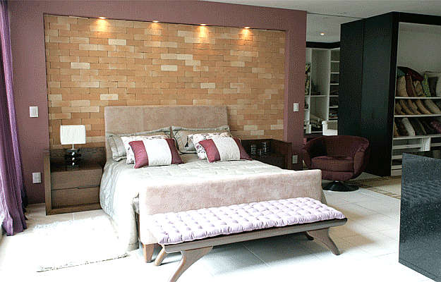 decoracao de interiores quarto de casal:33 Fotos de Decoração de quartos de casal