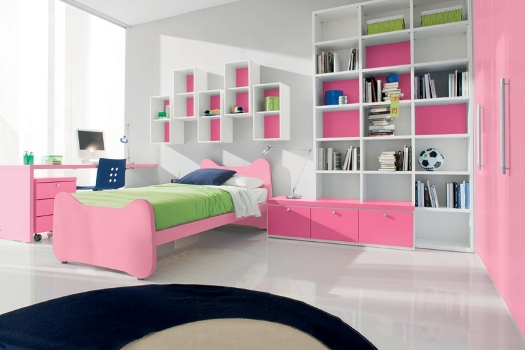 Decora o de quartos para jovens Cool bedroom designs for small rooms