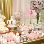 Ideias Criativas para decoração chá de bebê: Menina