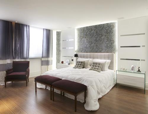 33 Fotos de Decoração de quartos de casal ~ Quarto Planejado Lindo