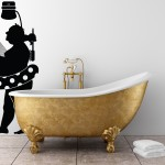 16 Exemplos de Adesivos para decoração de banheiros