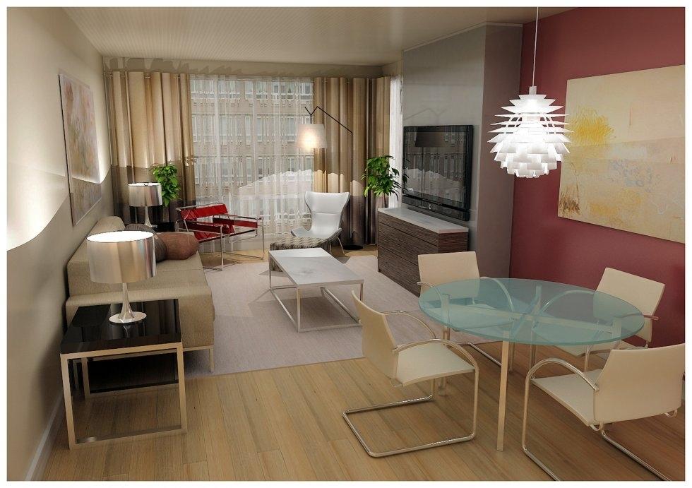 decoracao de sala simples e pequena ? Doitri.com