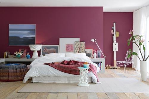 Decoração feminina para quartos