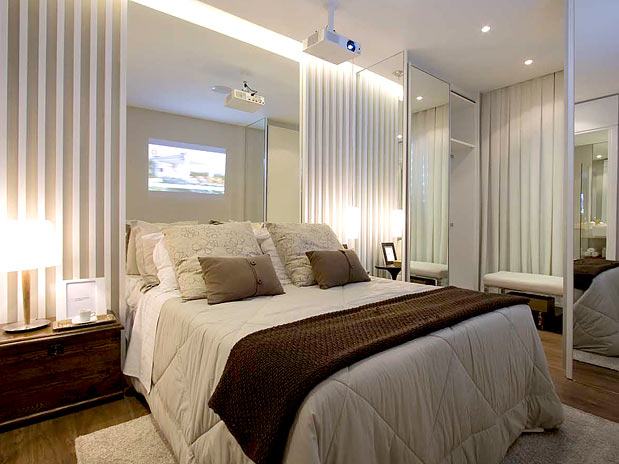 decoração para suite de casal