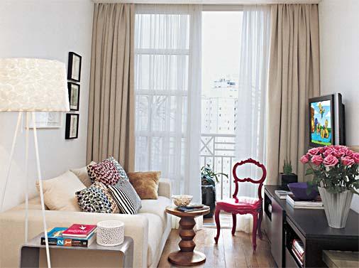 dicas para decoração de salas pequenas e simples