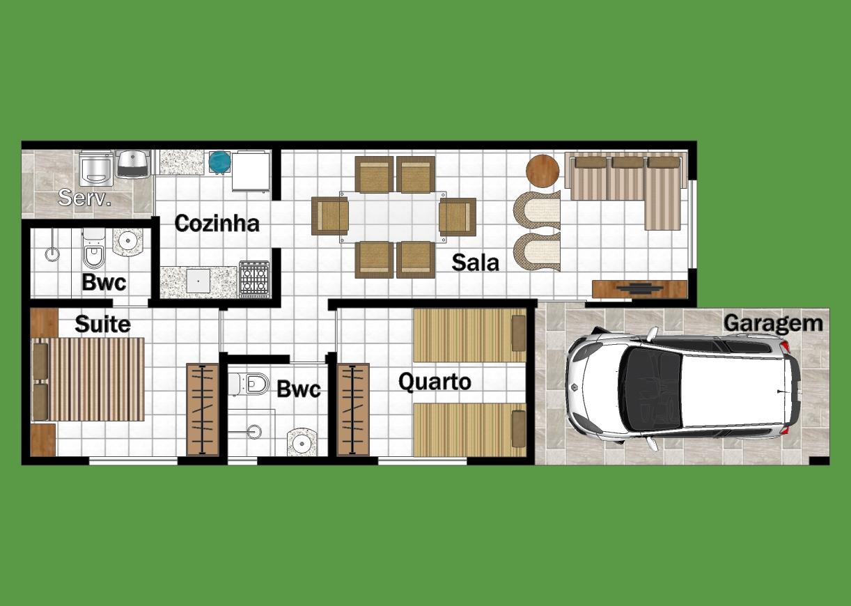 Plantas de casas pequenas e bonitas: 22 modelos grátis #288599 1222 870