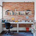 Decoração de Home Office – 21 Modelos de escritórios em casas decorados