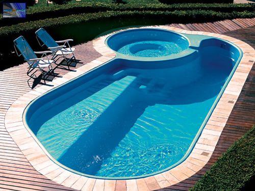 Piscinas em casa pre os acess rios e 18 modelos for Modelos de piscinas medianas