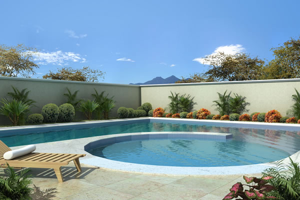 Piscinas em casa pre os acess rios e 18 modelos for Modelos de reposeras para piscinas