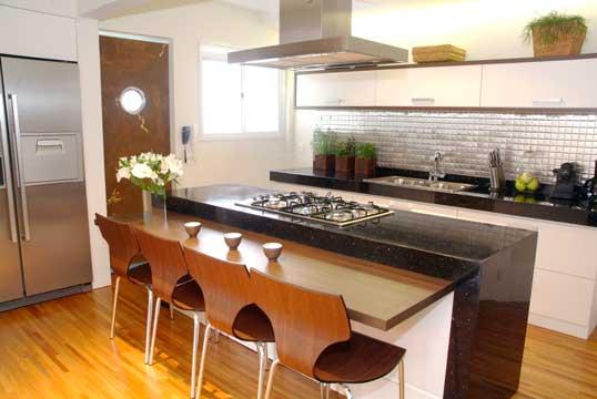 cozinhas planejadas decoradas