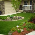 Modelos de Jardins Residenciais pequenos e simples