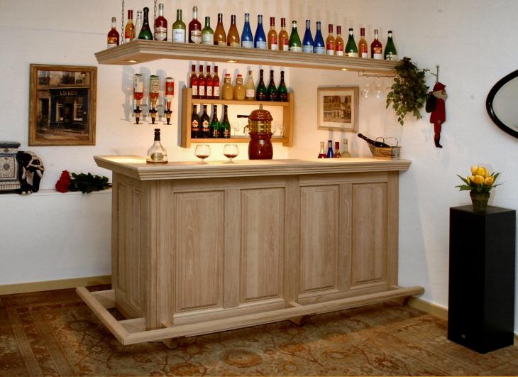 Como montar um bar em casa 20 modelos diferentes for Modelos de bares de madera