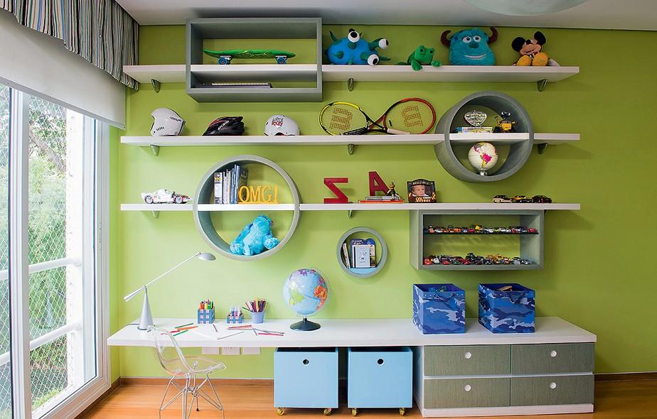 quartos de brinquedos para crianças