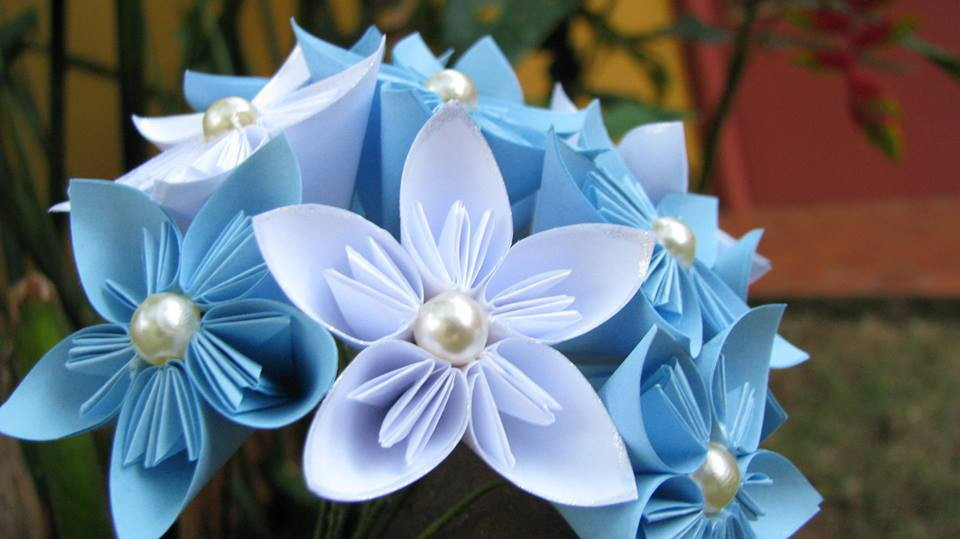 buque-de-flores-de-origami