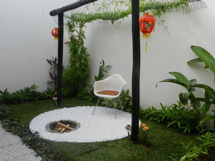 Como Fazer Um Jardim Simples E Barato No Quintal 7 Pictures to pin on