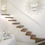 Escadas Internas de Madeira – 16 Modelos para inspirar