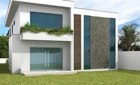 fachadas-de-sobrados-com-varandas-modernas