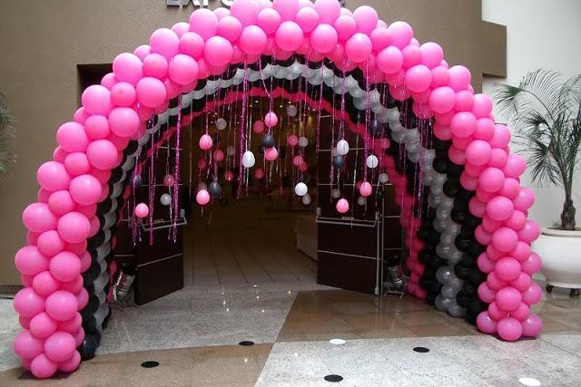 festas-decoradas-usando-bexigas