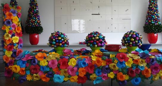 flor-de-origami-na-decoracao