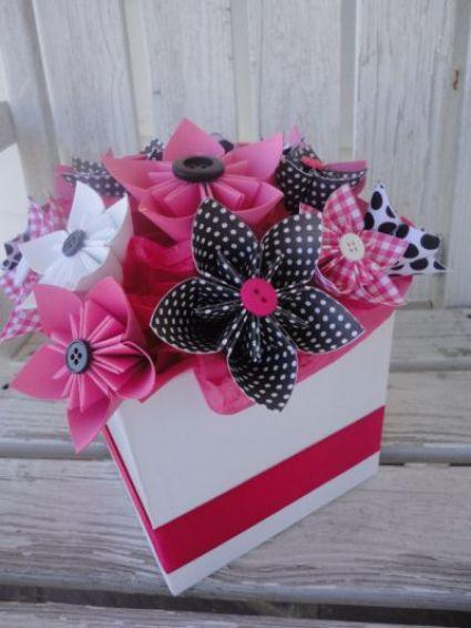flor-origami-para-casamento