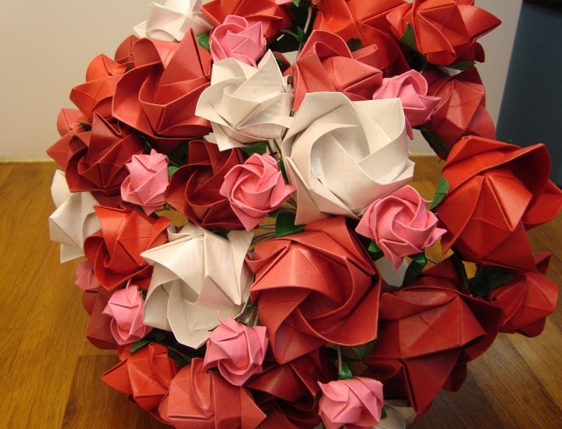 flores-em-origami