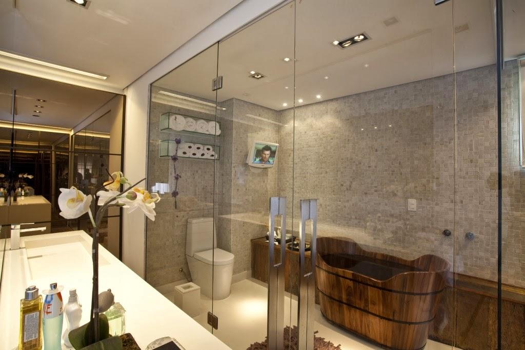 Imagens Lavando Banheiro : Gabinete para banheiro banheiros luxuosos fotos
