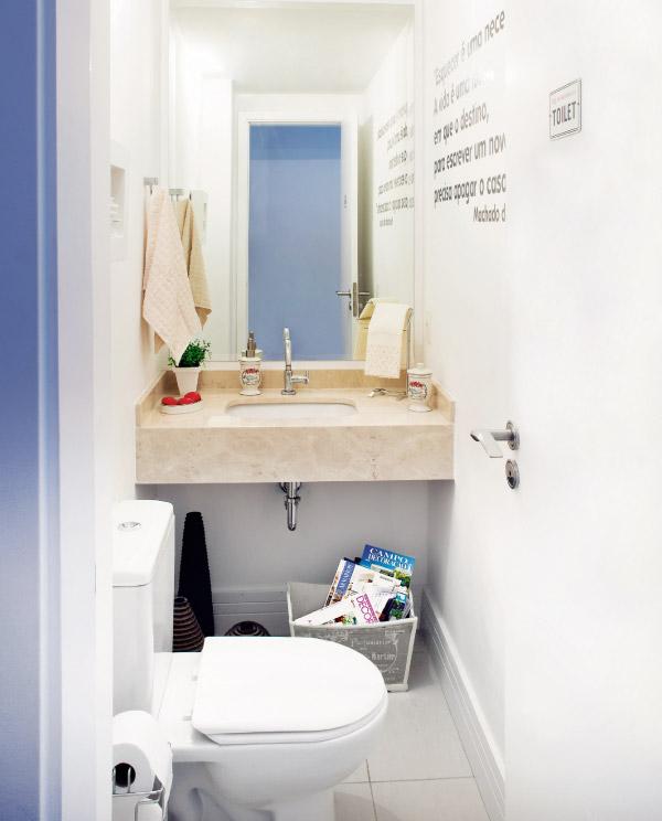 decoracao em lavabos:Dicas criativas para Decoração do Lavabo