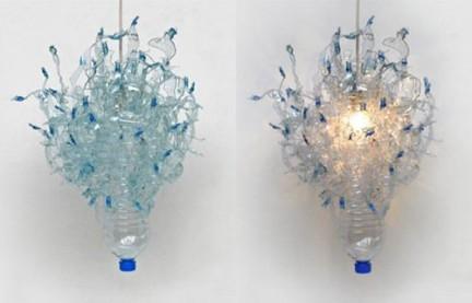 modelos-de-luminaria-com-garrafa-pet