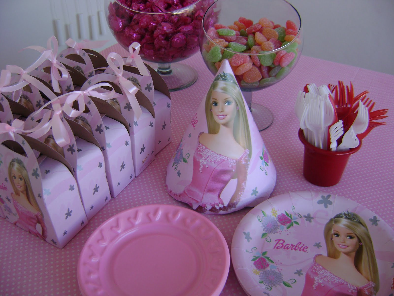 barbie-decoracao