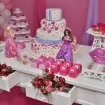 Decoração Barbie para Aniversário infantil