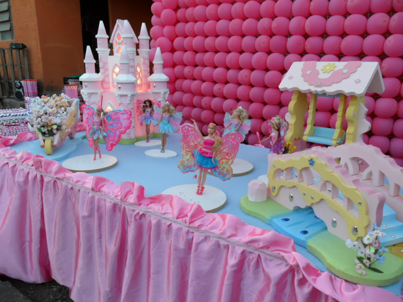 decoracao-de-aniversario-barbie
