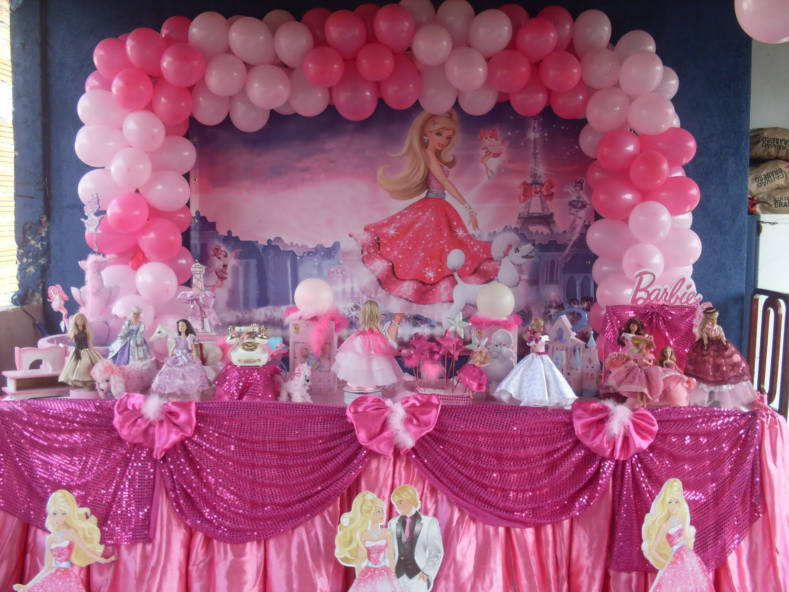 decorar-aniversario-tema-barbie
