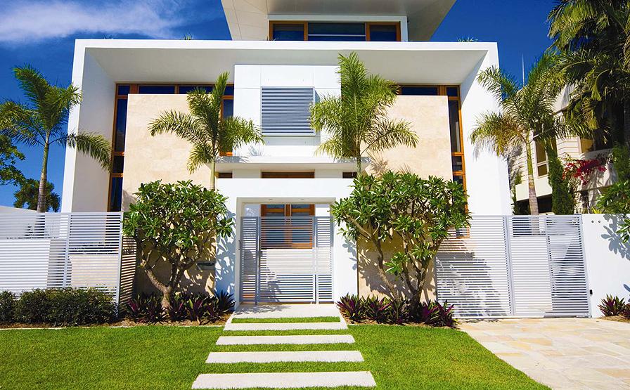 Port es de casas modernas 13 modelos para inspirar for Modelos de tumbados de casas